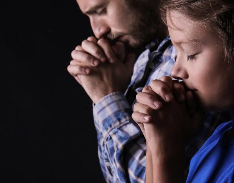 Prière, patience et foi